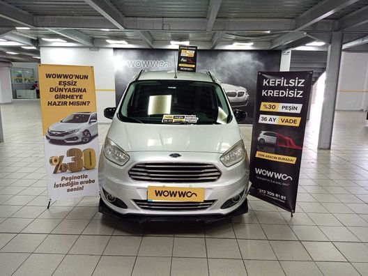 Ford / Tourneo Courier